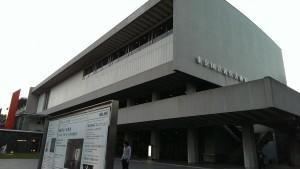 東京国立近代美術館 竹橋駅降りてすぐ