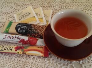 韓国伝統茶からお気に入りを!