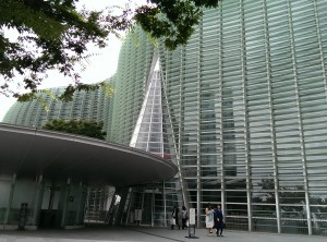 何回来ても建物の写真を撮ってしまいます