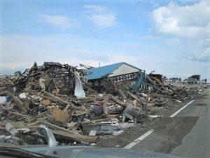 被災地派遣職員がみた被災地の風景